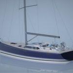 Дебют яхты Contest-55CS пройдет в Дюссельдорфе